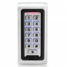 Кодовая клавиатура со встроенным считываетелем AK-601