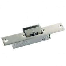 Электрозащелка для стеклянной двери с датчиком состояния, врезная YS-133NO-S