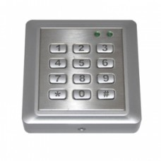 Кодовая клавиатура со встроенным считывателем проксимити карт и брелков YK-668