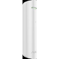 Беспроводной датчик разбития стекла Ajax GlassProtect (белый)