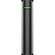 Беспроводной датчик разбития стекла Ajax GlassProtect (черный)