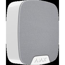 Беспроводная домашняя сирена Ajax HomeSiren (белая)