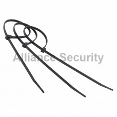 Хомут nylon 300 х 8.0 мм 100 шт черный  профессиональный