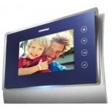Цветной видеодомофон Commax CDV-70U/XL подключаемый к подъездному домофону