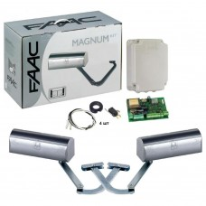 Комплект привода для распашных ворот FAAC 390 (открытие ворот как внутрь так и наружу)