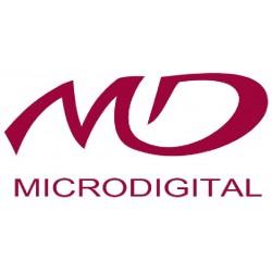 8-ми мегапиксельные IP-регистраторы от Microdigital