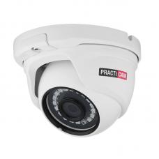 Вандалозащищённая ИК-видеокамера MHD 1080p PT-MHD1080P-MC-IR