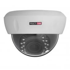 Купольная ИК-видеокамера с варифокальным объективом для помещений PT-MHD720P-C-IR-V
