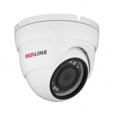 Купольная вандалозащищённая уличная IP-камера RL-IP21P