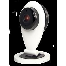 Домашняя мини IP камера наблюдения Zodiak 910 (P2P, Onvif, RTSP, WiFi, 1280x720, звук, 1МП, MicroSD)