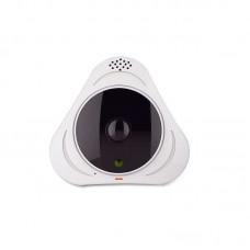 IP камера видеонаблюдения Zodiak 360W Fish Eye (360°, 1.3 МП, 1280х960, WiFi, ИК, P2P, Onvif)