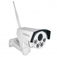 Поворотная уличная 4G/3G камера Zodikam 2061-PTZV