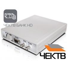 Прибор событийного видеоконтроля ЧЕКТВ БАНК HD