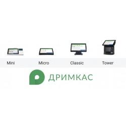 Интеграция ЧЕКТВ III HD с онлайн-кассами Dreamkas!