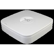 4-х канальнай гибридный CVBS/AHD/IP видеорегистратор OP-H0401